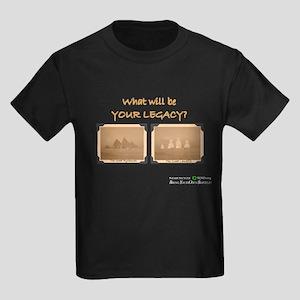 H2NO.org Kids Dark T-Shirt