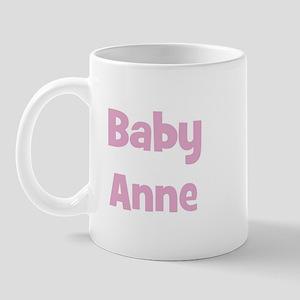 Baby Anne (pink) Mug