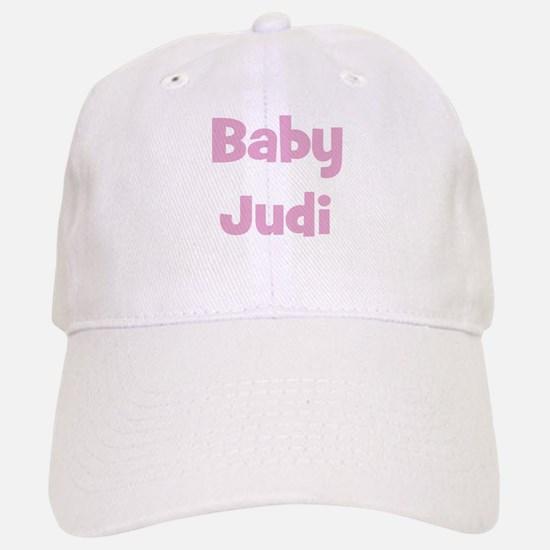 Baby Judi (pink) Baseball Baseball Cap