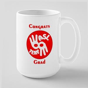 Large Grad Mug