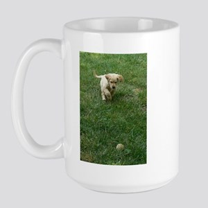 Golden Play Mug