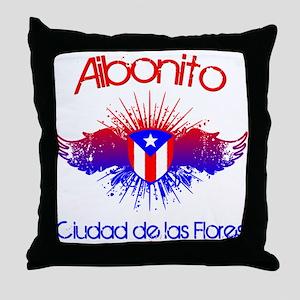 Aibonito Throw Pillow