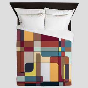 Patchwork Queen Duvet