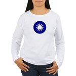 Republic of China Women's Long Sleeve T-Shirt