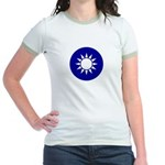 Republic of China Jr. Ringer T-Shirt