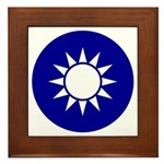 Republic of China Framed Tile
