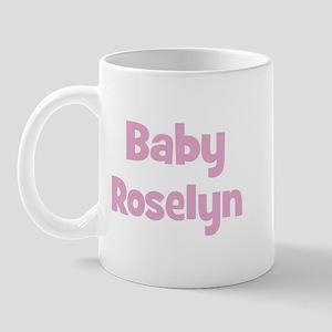 Baby Roselyn (pink) Mug