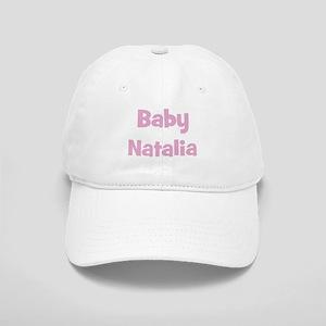 Baby Natalia (pink) Cap