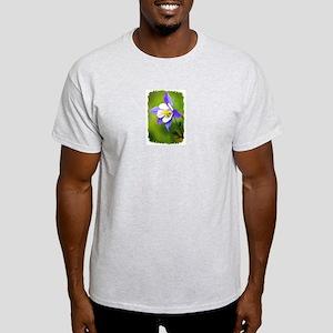 COLUMBINE FLOWER Light T-Shirt