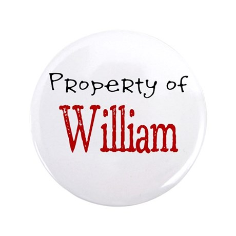 "William 3.5"" Button"