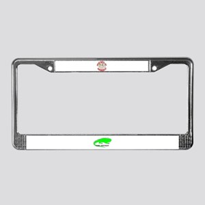 PARTY WITH THE ANIMALS License Plate Frame