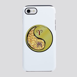 Aries & Metal Rooster iPhone 8/7 Tough Case