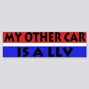 LLV Bumper Sticker