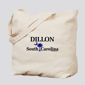 Dillon South Carolina Tote Bag