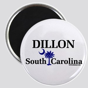 Dillon South Carolina Magnet