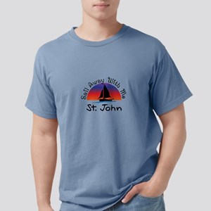 Sail Away with me St. John T-Shirt