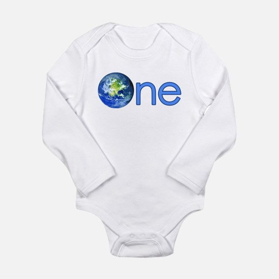 One Earth Infant Bodysuit Body Suit