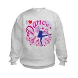 Dance kids Crew Neck