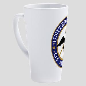 United Citizens of America 17 oz Latte Mug