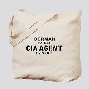 Germany CIA Agent by Night Tote Bag