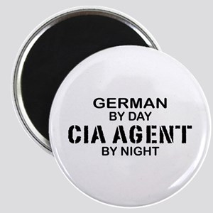 Germany CIA Agent by Night Magnet