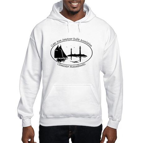 CAARA Logo Hooded Sweatshirt