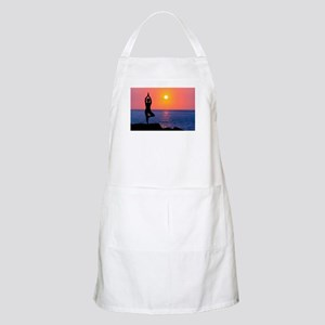 Yoga Header Light Apron