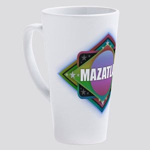 Mazatlan Diamond 17 oz Latte Mug