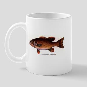 1134 Smallmouth Bass Mug