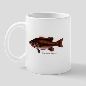 1128 Largemouth Bass Mug
