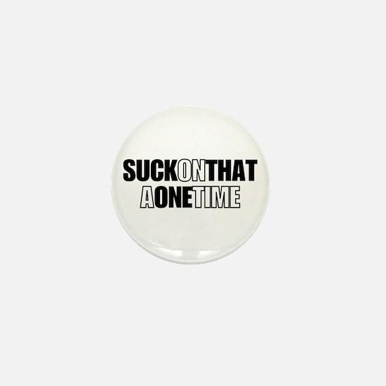 A One Time Mini Button