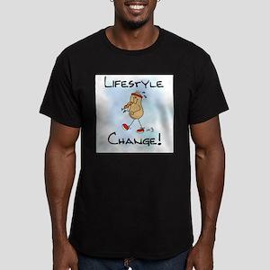 Peanut Lifestyle Change T-Shirt