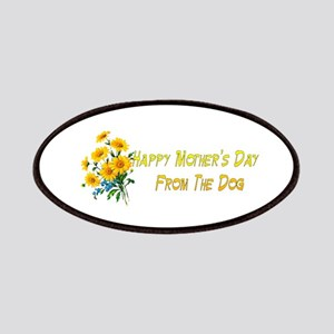 Dog Wishes For Mom Patch