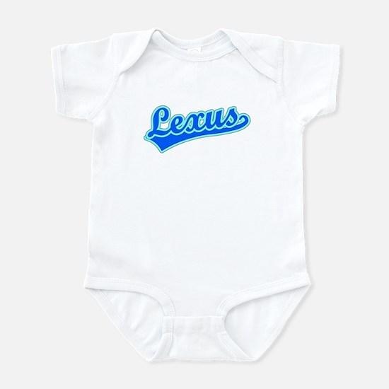 Retro Lexus (Blue) Infant Bodysuit