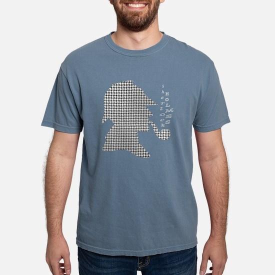 sherlock-holmes-Lore-M-fond-noir-1 T-Shirt