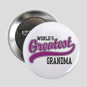 "World's Greatest Grandma 2.25"" Button"