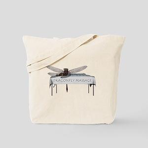 Dragonfly Massage Tote Bag