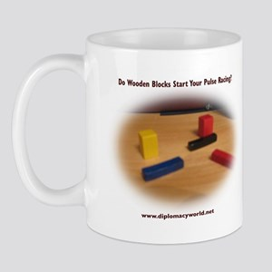 Wooden Blocks Mug