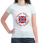 Screw Tibet Jr. Ringer T-Shirt
