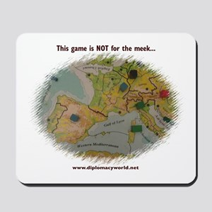 Not For the Meek Mousepad