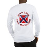 Screw Tibet Long Sleeve T-Shirt