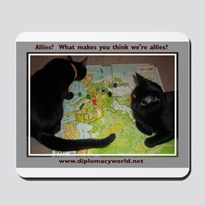 Allies Mousepad