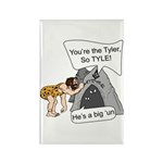 Tylers Lament Rectangle Magnet (100 pack)