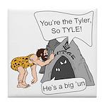 Tylers Lament Tile Coaster