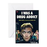 "Greeting (10)-""I Was a Drug Addict"""