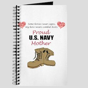 Proud US Navy Mother Journal