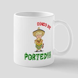 Deported - Donald Trump - Cinco De Mayo Mugs