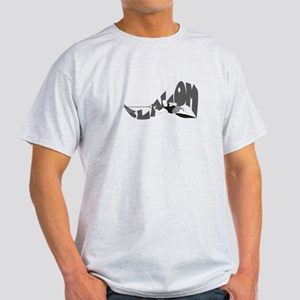 Slalom Skier Light T-Shirt