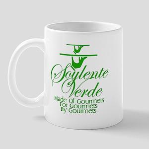 Soylente Verde Mug