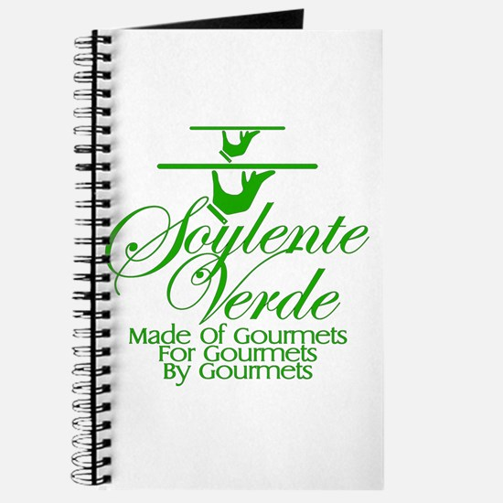 Soylente Verde Journal